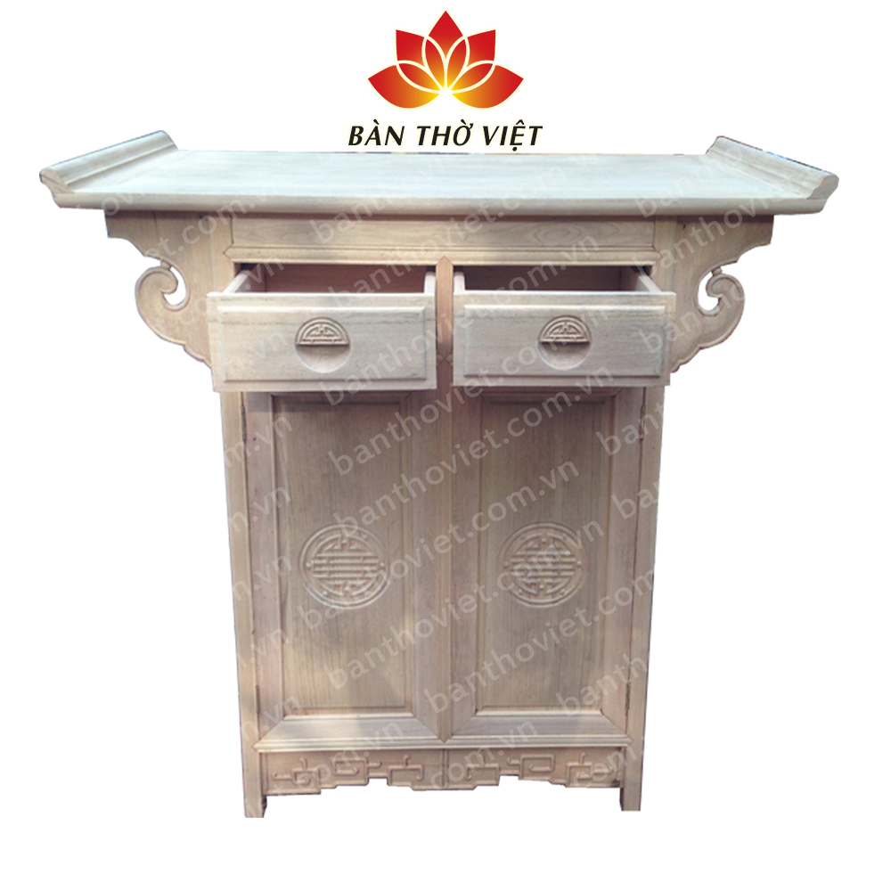 Một số mẫu tủ thờ đơn giản giá rẻ trên thị trường Việt