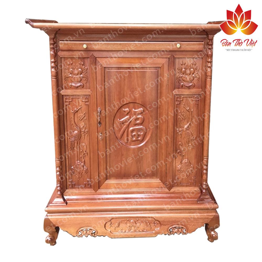 Những mẫu tủ thờ đẹp Hà Nội được bán chạy nhất năm 2018