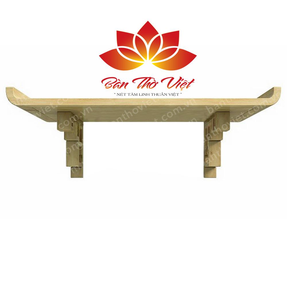 Những điều cần chú ý khi bố trí bàn thờ Phật treo tường