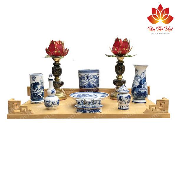 Các mẫu bàn thờ treo gỗ Hương được ưa chuộng nhất 2018