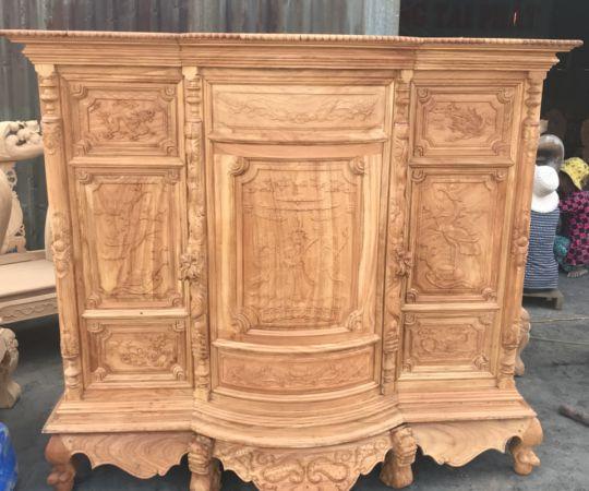 Gợi ý địa chỉ uy tín tại Hà Nội cho khách hàng có nhu cầu tìm mua tủ thờ cổ